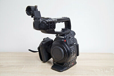 Canon C100 Mk1 with DAF