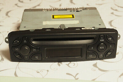 Original Mercedes Audio 10 CD BE6021 Becker Autoradio W203 W209 W639 A2038201786