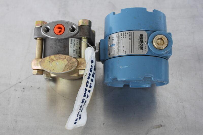 Fisher Rosemount Control 1151GPE22 Transmitter