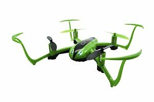 COBRA-RC-TOYS-2-4GHZ-RC-INVERTED-FLIGHT-CAPABLE-STUNT-DRONE-w-Full-Warranty