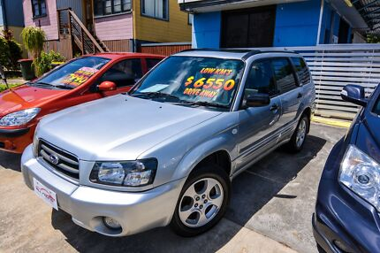 2004 Subaru Forester XS luxury • Leather • Sunroof • DRIVE AWAY ! Tweed Heads Tweed Heads Area Preview