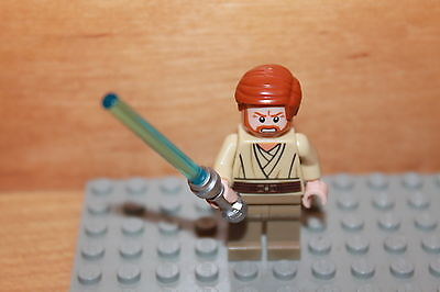 Lego Star Wars - Jedi Ritter Obi-Wan Kenobi Figur mit Lichtschwert aus Set 9494