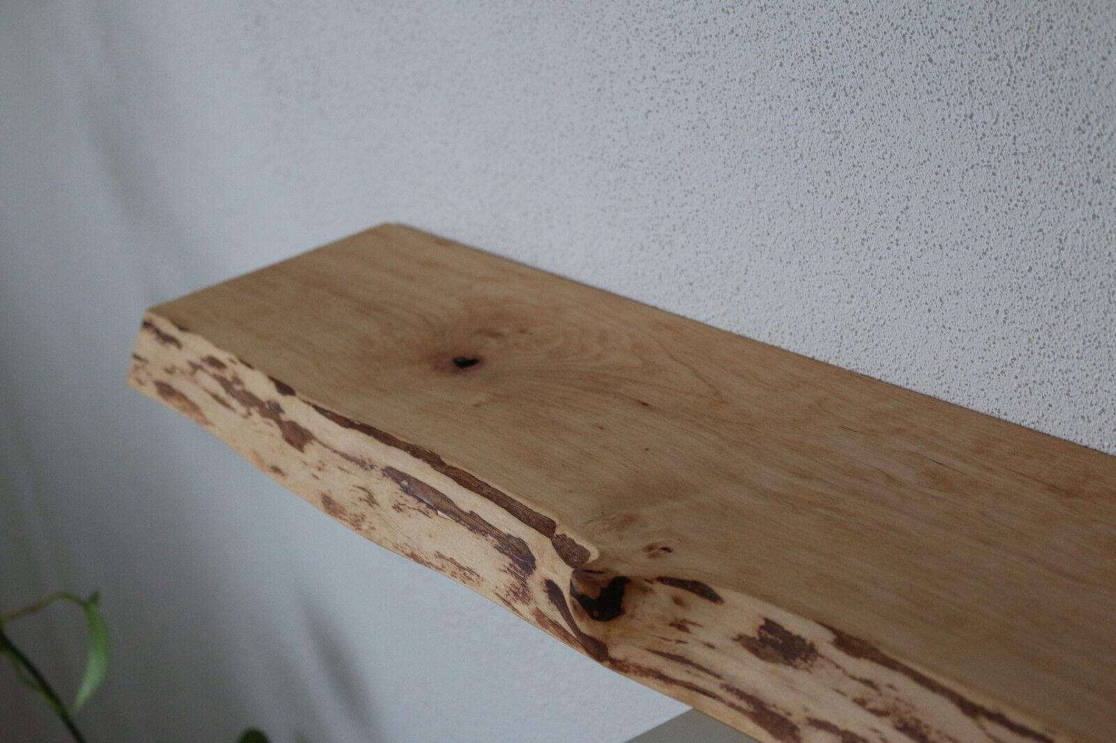wandboard erle massiv holz board regal steckboard regalbrett baumkante brett neu eur 175 00. Black Bedroom Furniture Sets. Home Design Ideas