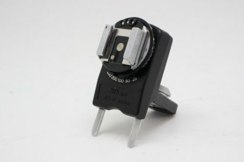 [ MINT ] NIKON AS-7  for F3 Camera Flash Unit Coupler Shoe From JAPAN 5311