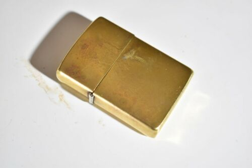 Vintage Zippo Lighter Collectible Bradford.PA - Made In U.S.A
