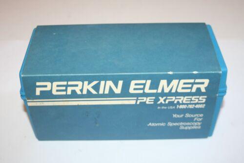 PERKIN ELMER N066-1281 Ag Element Intensitron Lamp 10mA - 15mA Max  * NEW *