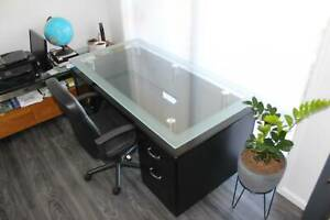 Gen-X Executive office desk in great condition (Still Available) Belmont Brisbane South East Preview