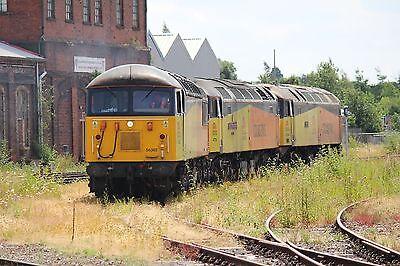 Class 56 56302 6x4 Quality British Rail Photo c
