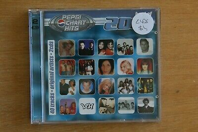 Pepsi Chart Hits Best Of 2000 - Kylie, The Mavis's, Snoop Dogg    ( Box