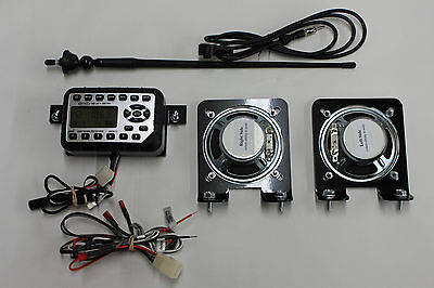 Radio Kit For John Deere Skid Steer And Compact Track Loader