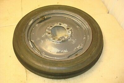 1950 Ferguson To20 Tractor Front Rim Tire 4.00-19 Te20 To30