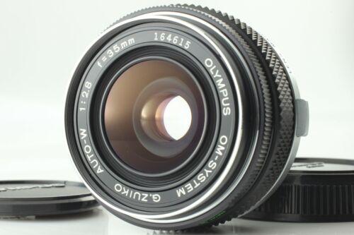 [MINT] OLYMPUS G.Zuiko Auto-W 35mm f2.8 Wide Angle MF Lens from Japan