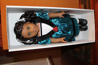 American Girl Doll Cecile - Retired New In a Truly Me Box