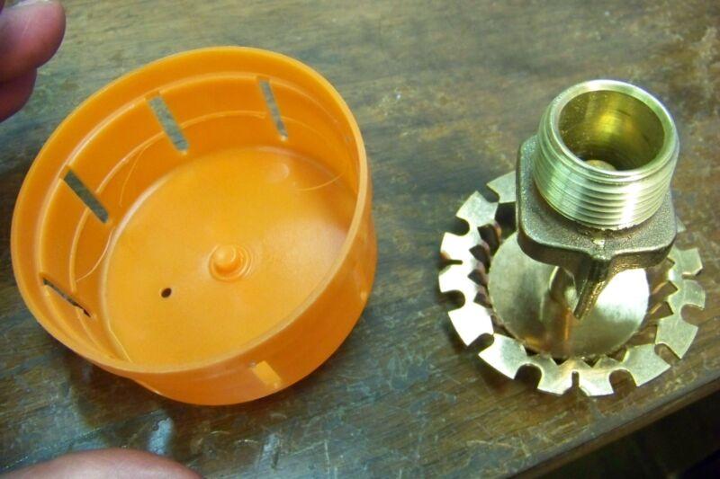 new viking 13840AB brass sprinkler