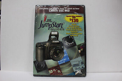 JumpStart Video Training Guide on DVD for the Canon 30D