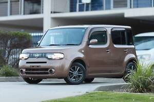 MY 2012 Nissan Cube Gold English GPS Rego Only 91km Camera Wetherill Park Fairfield Area Preview