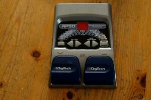 Digitech RP50 multi effects pedal
