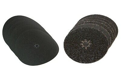 7 X 516 Floor Sanding Edger Discs Silicon Carbide 500 Discs Any Grits