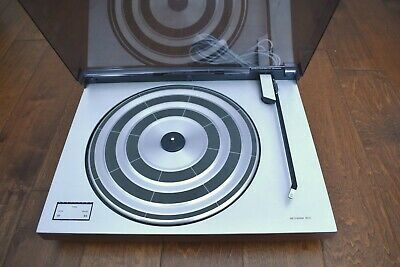 Bang & Olufsen Beogram 1600 Turntable with MMC 20EN Cartridge, Spectacular B&O