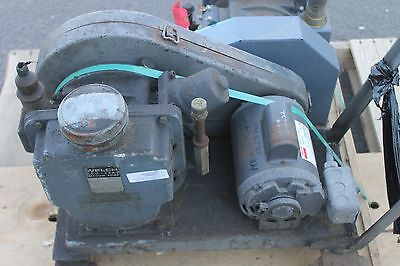 Welch Duo-seal Vacuum Pump 1397 Electric