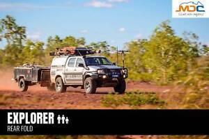 2018 MDC EXPLORER REAR FOLD CAMPER TRAILER Edge Hill Cairns City Preview
