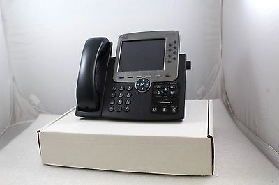 Cisco Cp-7975g Unified Ip Voip Phones-used Grade B-lot Of 50