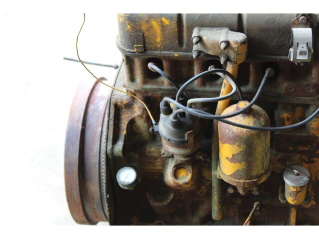 JOHN DEERE TRACTOR Crawler Dozer 1010 Engine brea