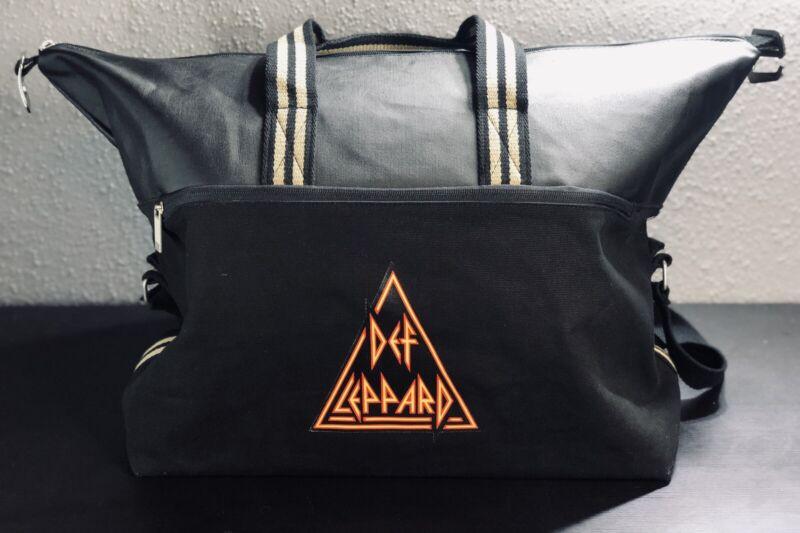 Def Leppard Tote Bag 2018 Tour - Gemline