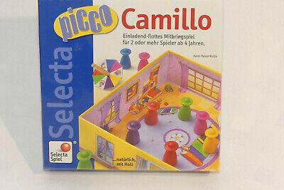 Camillo picco flottes Mitbring-Spiel von Selecta ab 4 Jahren ab 2 Spieler/innen