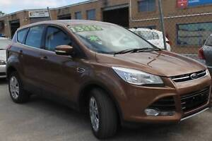 2014 FORD KUGA AMBIENTE AUTO Bronze  SUV Nerang Gold Coast West Preview