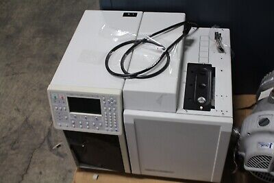 Working Varian Cp-38003830 Gas Chromatograph