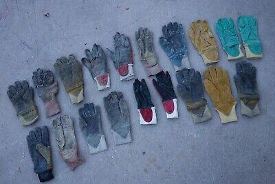 Structuralwildland Firefighting Gloves Mismatchedxl-xs Lot Of 19