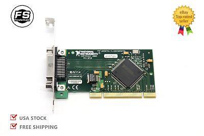 Usa Pci-gpib Interface Adapter Card 188513-01 Warranty Test A In New Box