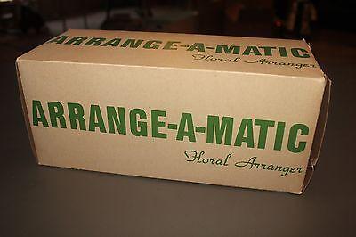 Организация поставок срезанных Arraange-A-Matic Floral Arranger