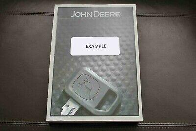 John Deere 5200 5300 5400 5500 Tractor Service Manual