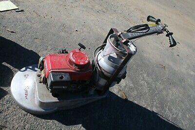 Pioneer Eclipse Super Buffer 2100 Lp Propane Honda Ohv Gxv 340 Engine