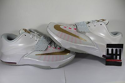 best website b350d 3c8c3 NIKE KD 7 AUNT PEARL SZ 13 NEW DS 100%AUTHENTIC KYRIE LEBRON YEEZY  FOAMPOSITE 12