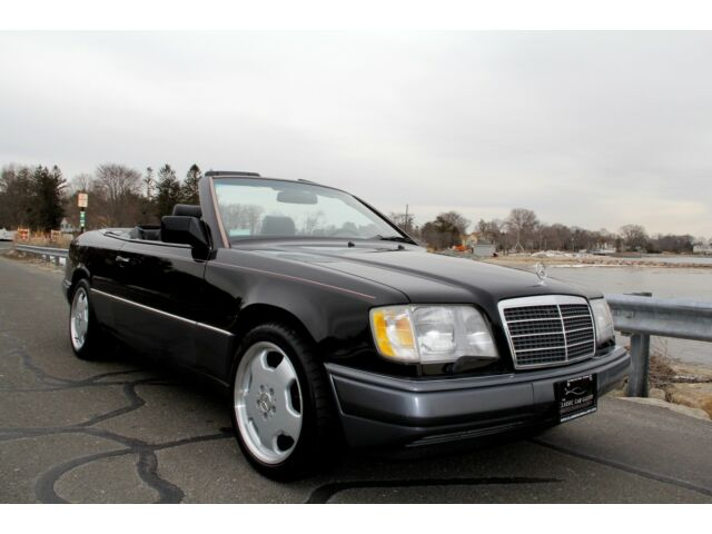1994 mercedes e320 cabriolet low miles well maintained for Mercedes benz e320 convertible for sale