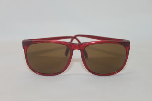 Vintage VUARNET RED Sunglasses Made in France