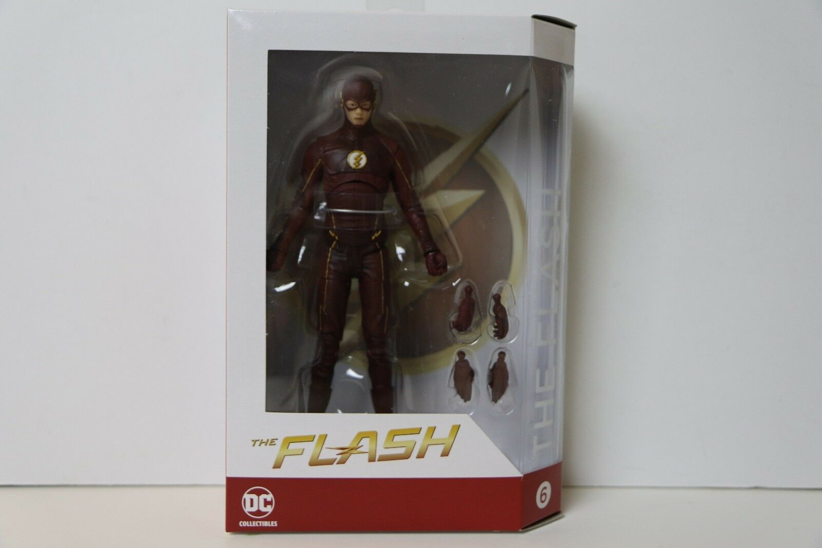DC Collectibles DCTV: The Flash Season 3 Action Figure