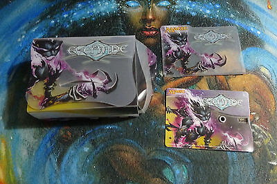 MTG - Rare PROMO DCI Eventide Deck Box + Spin Down Life Counter