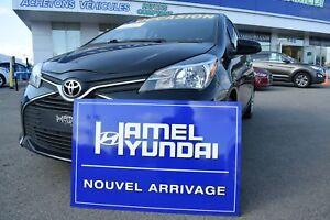 2015 Toyota Yaris LE 5 PORTES AUTOMATIQUE A/C GR ELECTRIQU