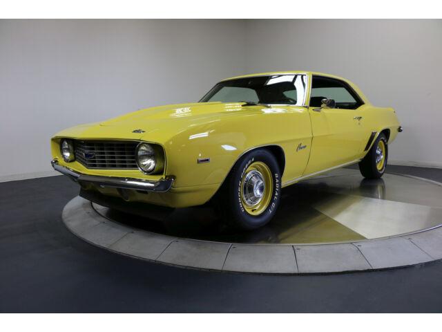 Image 1 of Chevrolet: Camaro Yellow…