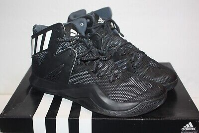 2829706180302 Men s Adidas Crazy Bounce Black White Onyx Basketball Shoes AQ7757 Size 13