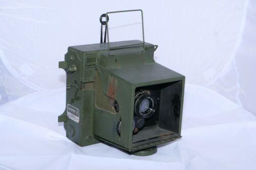 "Vintage Combat Graphic ""45"" Camera. Scarce Rigid Body 4x5 camera from WWII era."