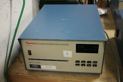 Thermo Environmental Instruments 49c O3 Analyzer