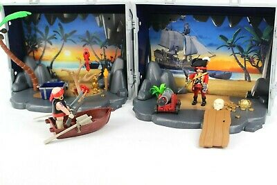 Playmobil Pirates 5947 Take Along Carry Treasure Island Chest - NEW & SEALED