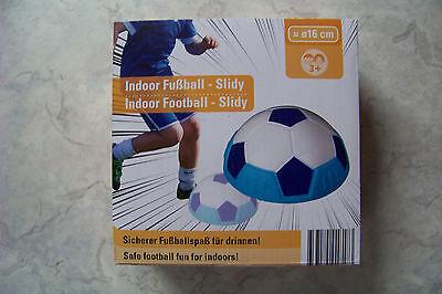 Hoverball, blau Fussball Indoor Wohnung Zimmer Spielzeug Spiel NEU OVP