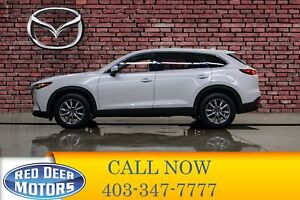 2017 Mazda CX-9 AWD GS-L Leather Roof 3rd Row Seating
