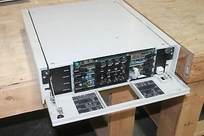 Ampex Digital Time Base Corrector Frame Tbc-7 Ntsc